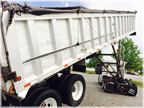 Commercial trailer finance prudential leasing inc