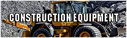 Construction equipment finance
