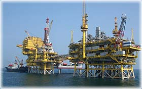 Oil and gas finance