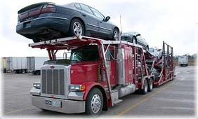 Specialty truck leasing
